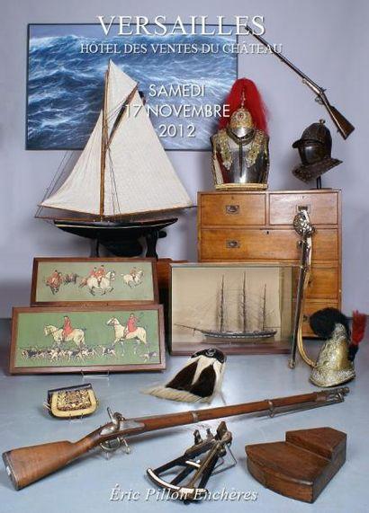 Armes - souvenirs historiques  -  Objets de marine