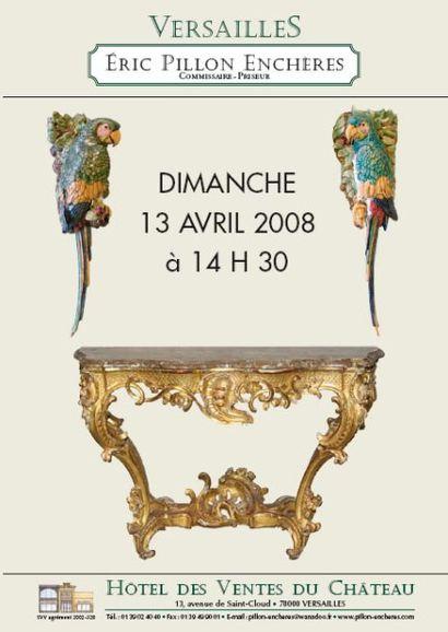 ART NOUVEAU - ART DÉCO - MOBILIER et OBJETS DES ANNÉES 60-70 - ARTS D'ASIE - TABLEAUX et GRAVURES -
