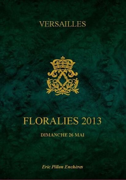 FLORALIES 2013 TABLEAUX XIXe – IMPRESSIONNISTES - MODERNES ET CONTEMPORAINS   SCULPTURES – TAPISSERIES