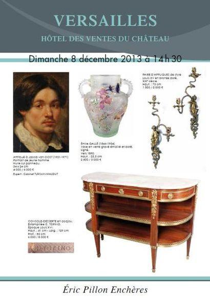 Tableaux - Objets D'art - Argenterie Mobilier des XVIIIe et XIXe siècles Tapisseries