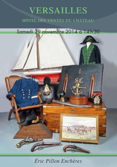 Armes, Souvenirs historiques, Marine