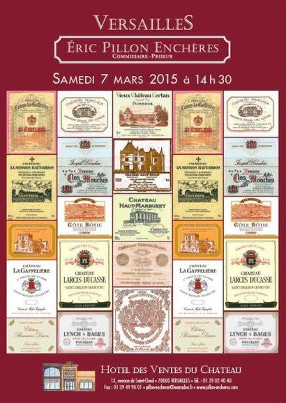 Grands vins et alcools