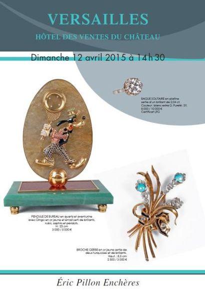 Bijoux – Argenterie Orfèvrerie – Numismatique Objets de galanterie et de vitrine