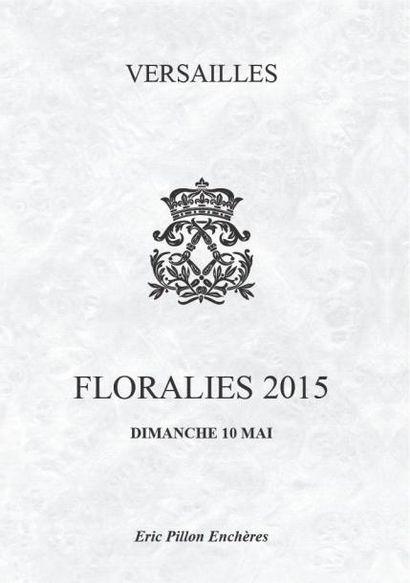 FLORALIES 2015 Tableaux XIXe siècle, impressionnistes, postimpressionnistes, modernes et contemporains Sculptures – Tapisseries