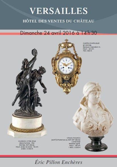Tableaux anciens - Dessins - Gravures - Arts de la table - Objets d'art - Mobilier du XVIIIe siècle