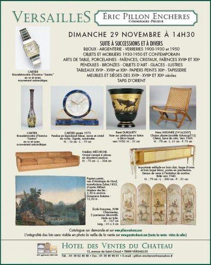 Bijoux - Tableaux - Meubles et objets d'art
