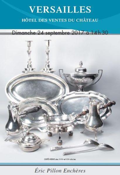 Argenterie XVIIIe et XIXe - Lingot d'or - Tableaux XVIIIe et XIXe - Arts de la table Art d'Asie –  Objets d'art - Bronzes - Mobilier XVIIIe et XIXe