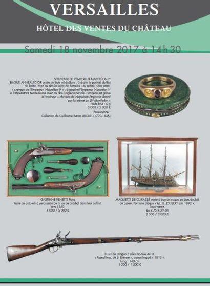 Armes - Souvenirs historiques – Marine