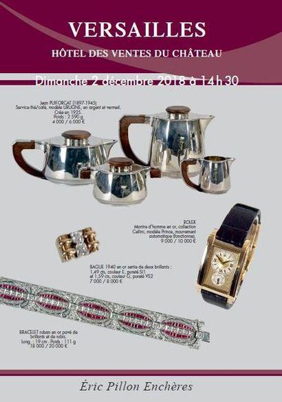 Bijoux, argenterie, objets de galanterie