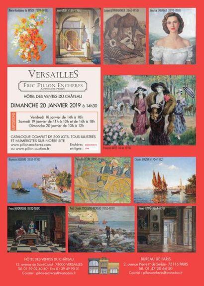 Tableaux du XIXe, modernes, lithographies, sculptures