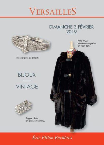 Bijoux - Vintage - Maroquinerie - Mode – Fourrures