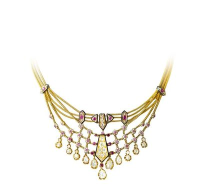 Belle vente de bijoux