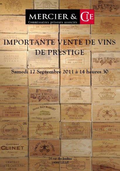 Grands Vins, Champagne et Alcools