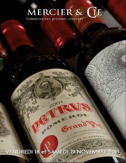 Grands vins de bordeaux, bourgogne et rhône champagne - porto et alcools DE 1873 À 2008