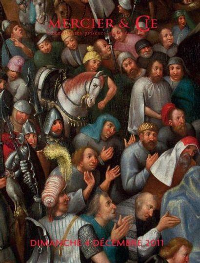 Tableaux anciens Mobilier & Objets d'art -  à 11H et à 14H30 - Drouotlive