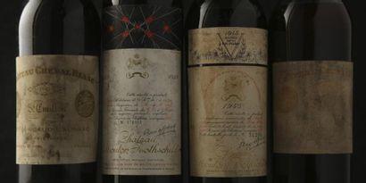 Vente de vins et spiritueux d'exceptions