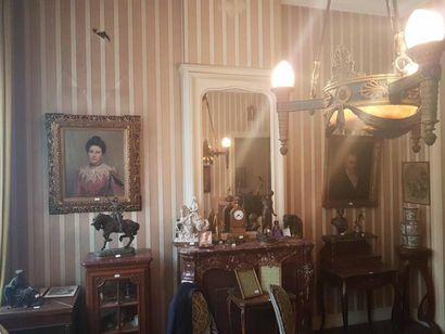 Vente de l'entier mobilier d'une belle demeure / vente courante