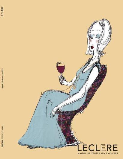 Bijoux - Textiles - Vins