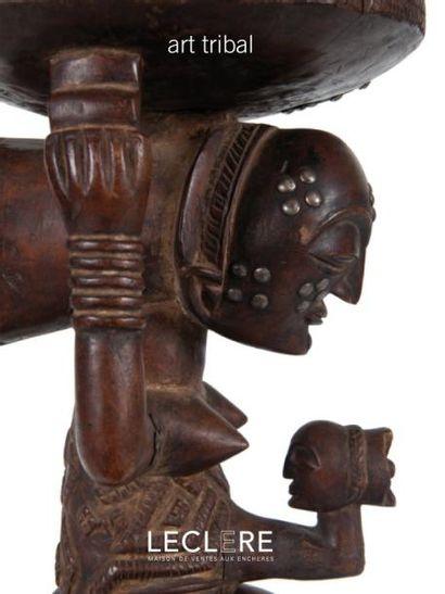 CIVILISATIONS :  ART d'AFRIQUE