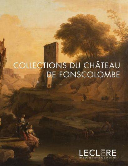 COLLECTIONS DU CHÂTEAU DE FONSCOLOMBE