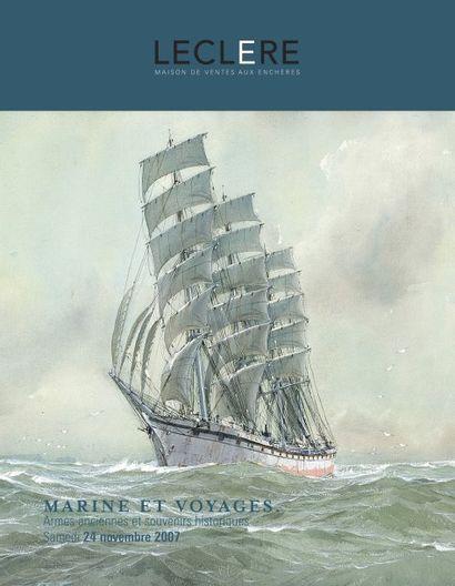 marine (sur le thème de la),armes, militaria, souvenirs historiques