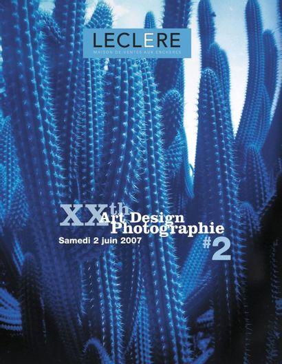 Art du XXème Siècle : Design & Photographie