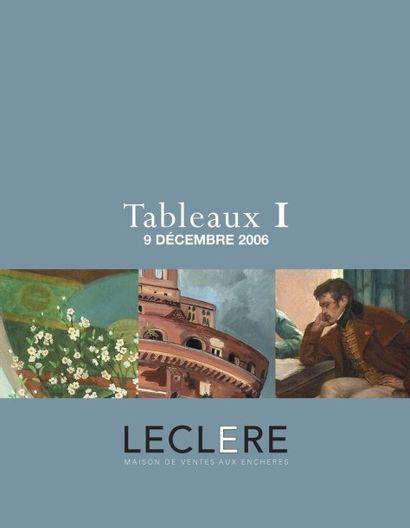 Tableaux Anciens, des XIXème et XXème Siècles