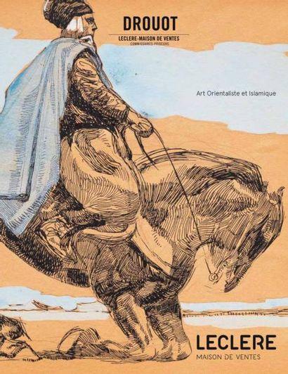 ART ORIENTALISTE & ISLAMIQUE