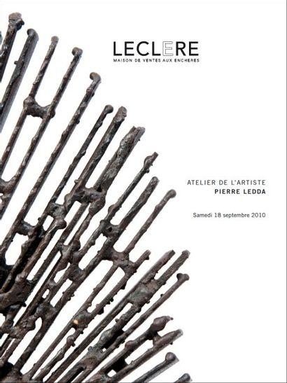 Atelier de l'artiste Pierre LEDDA