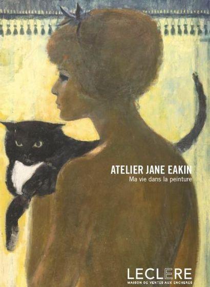 ATELIER JANE EAKIN : MA VIE DANS LA PEINTURE - Vente aux enchères d'oeuvres provenant de l'atelier Jane Eakin