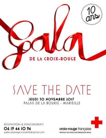 Vente aux enchères dans le cadre du Gala de La Croix-Rouge