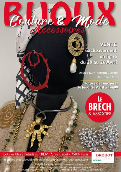 JEWELLERY COUTURE FASHION AND ACCESSORIES
