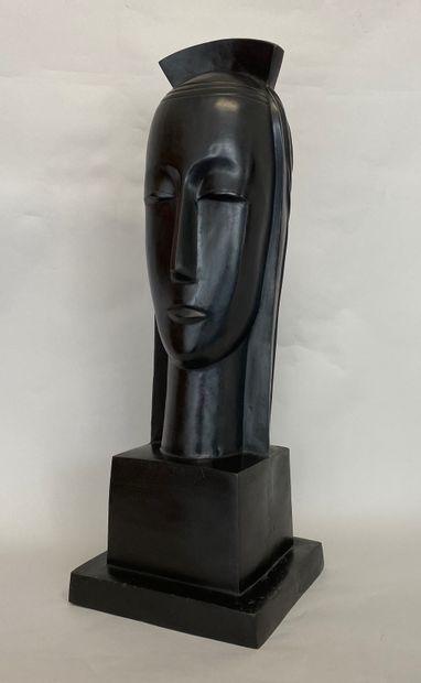 ARTS DECORATIFS DU XX° : Collection de Mr B. Tableaux Sculptures Céramiques