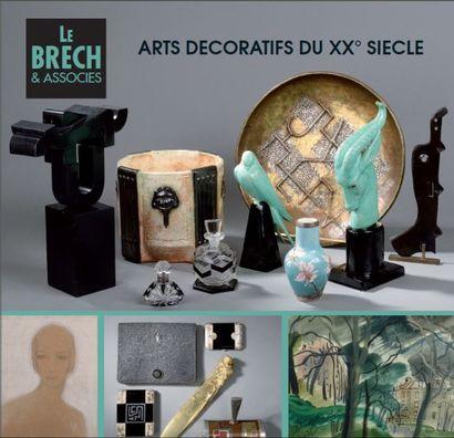 Arts Décoratifs du XXème siècle. Tableaux et Objets d'art, Céramiques et Mobilier