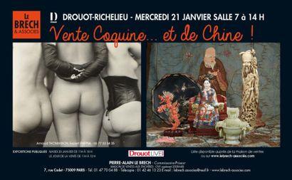 Erotica et Art d'Extrême-Orient