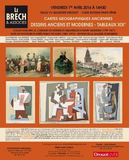 DESSINS ANCIENS ET MODERNES