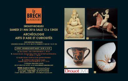 Archéologie, Arts d'Asie et Curiosités