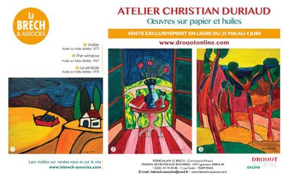 ATELIER CHRISTIAN DURIAUD