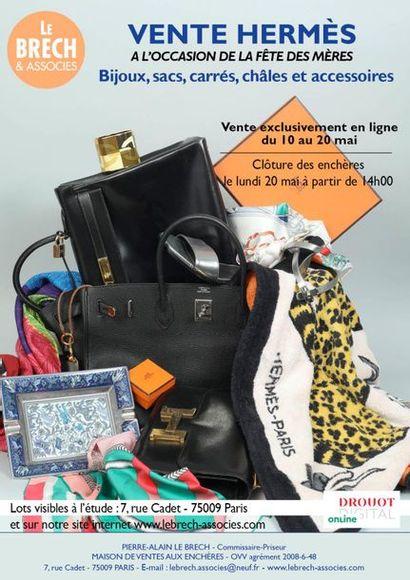 VENTE HERMES - CARRES, CHÂLES ET ACCESSOIRES
