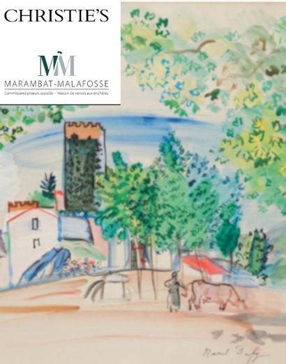 ART MODERNE VENTE PARTENARIAT CHRISTIE'S PARIS