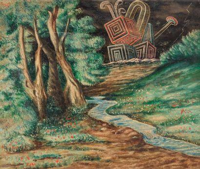 TABLEAUX - MOBILIER - OBJETS D'ART
