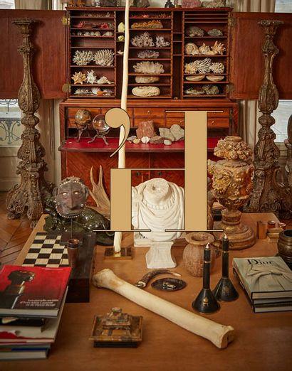 Cabinet d'un curieux, collection d'un amateur parisien - Drouot salle 2