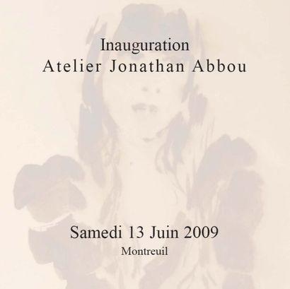 Inauguration Atelier Jonathan Abbou