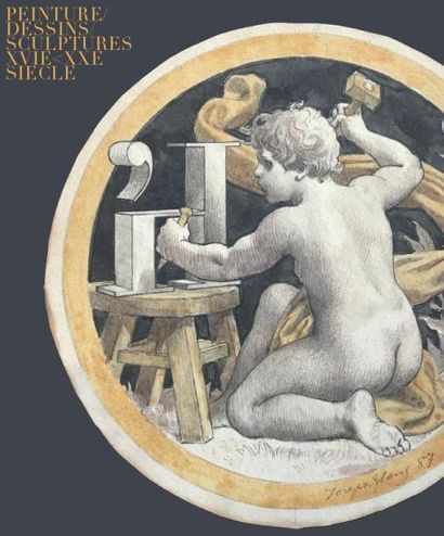 Peintures - dessins sculptures - gravures du XVIe au XXe siècle