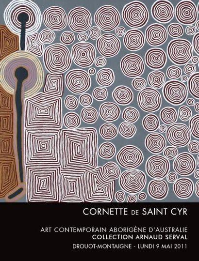 ART CONTEMPORAIN ABORIGÈNE D'AUSTRALIE COLLECTION ARNAUD SERVAL