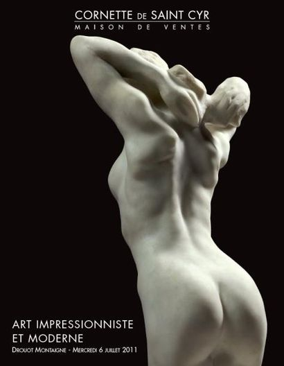 Art impressionniste et moderne