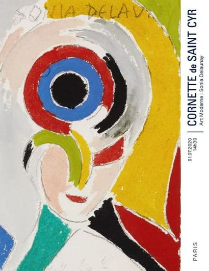 Sonia Delaunay : Etudes et variations - Nouvelle date - new date
