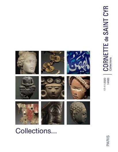 [VENTE MAINTENUE EN LIVE A HUIS CLOS] Collections - Art Islamique, Archéologie, Art Précolombien - Arts d'Asie, Arts d'Afrique et d'Océanie