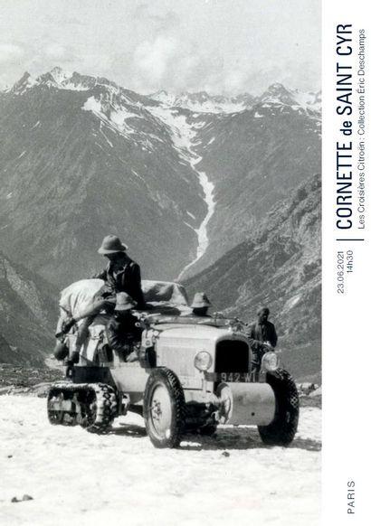 Les Croisières Citroën : Collection Éric Deschamps