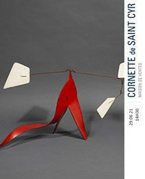 Art Contemporain - Vente en duplex Paris / Bruxelles